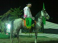 شهادت حضرت عباس -حسن نرگسخانی
