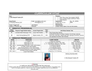 CURRICULUM VITAE - Dhini maret 2010.pdf