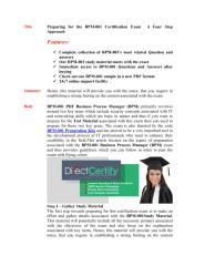 BPM-001 Certification Test.pdf