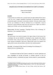 Arqueologia Histórica no Nordeste de Santa Catarina.pdf