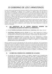 El GOBIERNO DE LOS 5 MINISTERIOS.docx