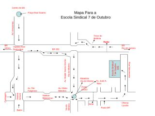 Mapa Escola Sindical.ppt