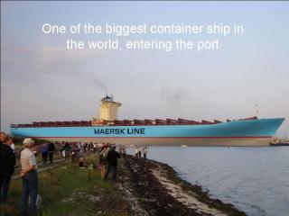 Worlds largest ship.pps