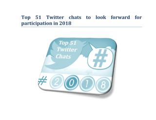 Top 51 Twitter chats.pdf