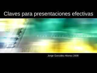 presentaciones efectivas.ppt