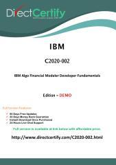 C2020-002 Free  Dump Download (PDF).pdf