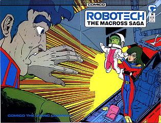 robotech - macross saga #030.cbr