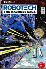 robotech - macross saga #013.cbr