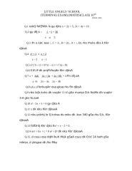 TERMINAL Maths (H.M.) 10 TH.doc