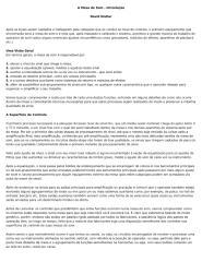 Curso De Audio A Mesa De Som.doc