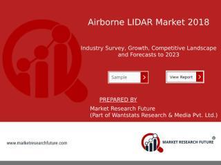 Airborne LIDAR Market.pptx