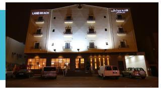 Get an accommodation at one of the best hotels in Riyadh – Land Beach Al Aqiq Hotel, Riyadh - Holdinn.pptx