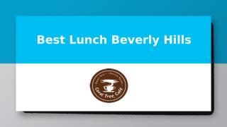 Best Lunch Beverly Hills (2).pptx