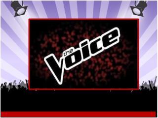 Coaches on The Voice 2014.pptx