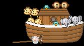 Noah s ark animated by mirz123